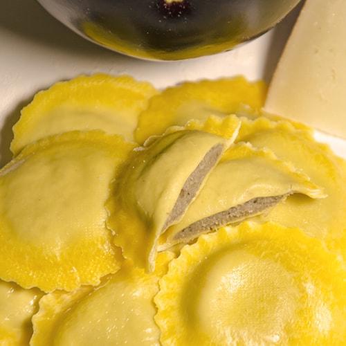 ravioli-Melanzana-affumicata-e-pecorino